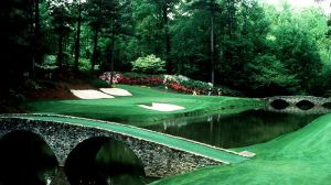 Amen Corner - Augusta National's #12
